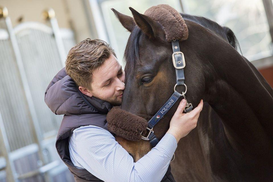 Christian Danner mit Pferd